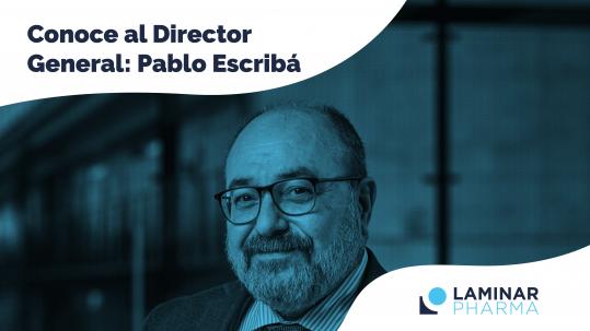 Conoce al Director General: Pablo Escribá
