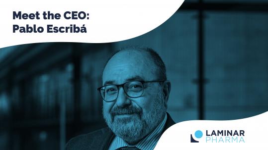 Meet the CEO: Pablo Escribá